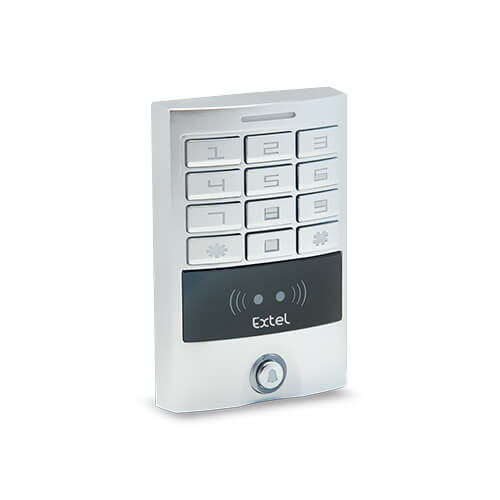 Extel SAFE - Digicode en saillie