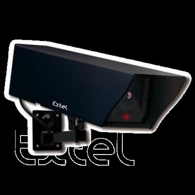 Caméra factice avec voyant lumineux