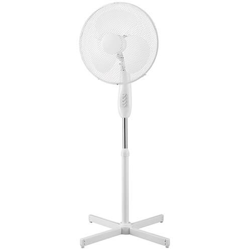 Ventilateur sur pied réglable - diamètre 40cm - Extel