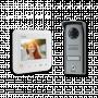 Visiophone couleur 2 fils Look Blanc - 720297 - Extel