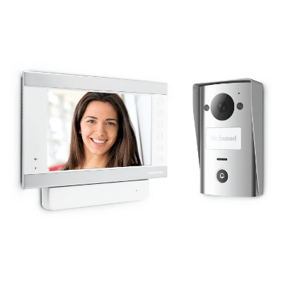 Interphone vidéo couleur SMART Bracket