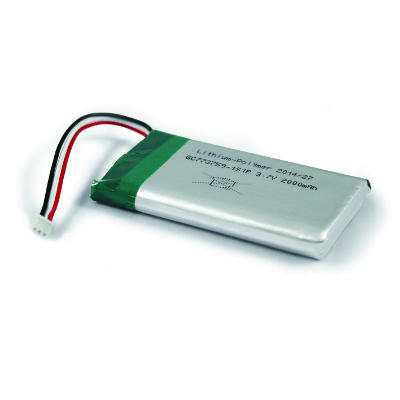 Batterie de rechange pour centrale domotique Blyssbox - Connecteur 3 broches