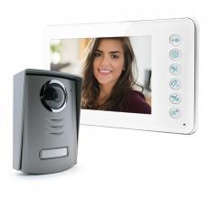 Visiophone à fil YLVA avec écran couleur 7 pouces