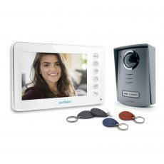 YLVA 2+ Visiophone filaire avec lecteur de badges RFID intégré