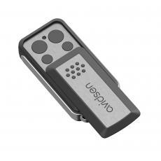 Avidsen Télécommande 114253 (ex 104257) 4 boutons à clapet - compatible Extel, Avidsen, Thomson, Astrell, Blyss et Easymate