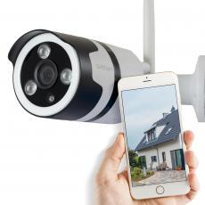 Caméra de surveillance extérieure IP Wifi 720P - Protect Home
