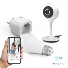 """""""Avidsen Home"""" - Kit Start connect  (caméra + prise + ampoule connectée)"""