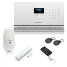 Kit alarme sans fil multizones
