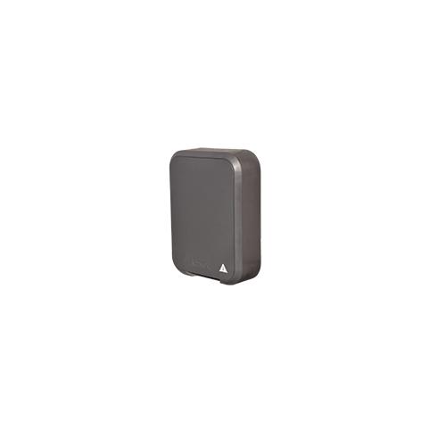 Boitier + passe câbles pour motorisation de portail battant REVA ou RIESCO