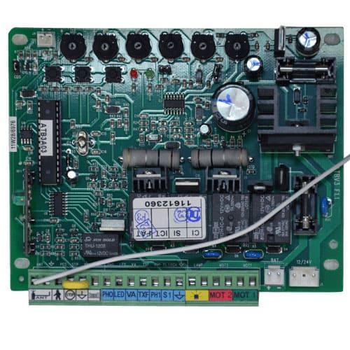 Carte électronique de commande BORA
