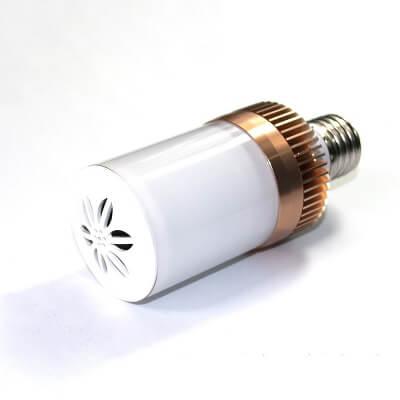 Ampoule musicale connectée E27 LED Bluetooth 5W - PLAY