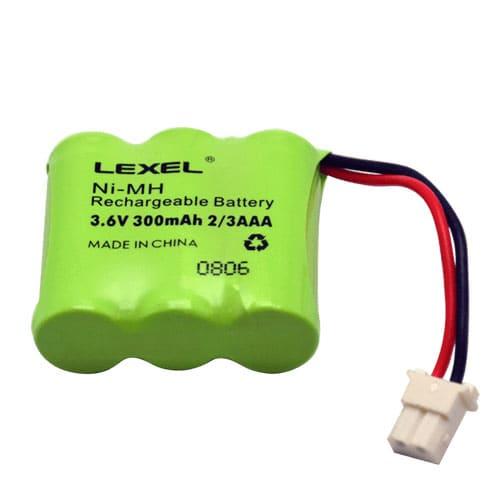 Batterie combiné CARITEL1000 CARITEL1000/2 PASF10003 PASF10004 PASF10005
