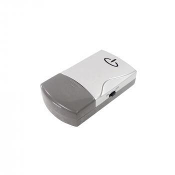 Mini alarme autonome détecteur de bris de vitre - 100dB