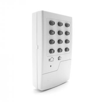 Clavier à codes sans fil pour alarme