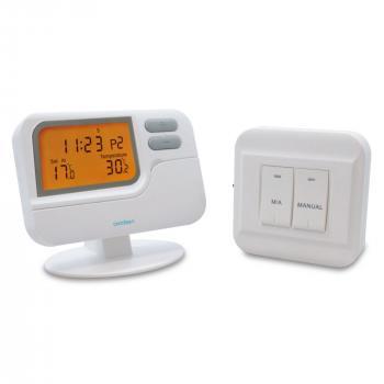Thermostat Programmable Sans Fil pour Chaudière
