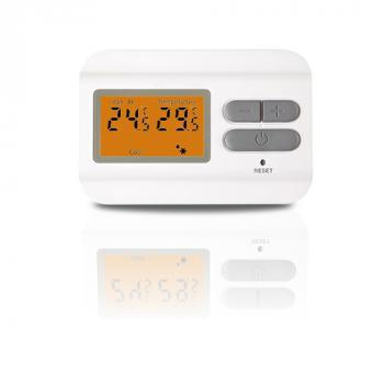 Thermostat Filaire avec écran LCD, pour chaudière