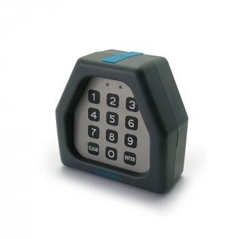 Digicode sans fil compatible avec les motorisations et appareils de la marque Avidsen, Extel, Astrell, Blyss, Thomson, Extel, Easymate