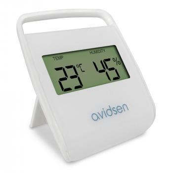 Thermomètre digital (température et humidité) pour intérieur