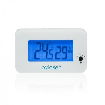 Mini détecteur de température et d'humidité - avidsen