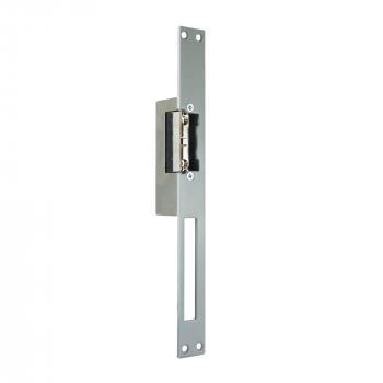 Gâche électrique encastrer avec passage de serrure WECA 90 droite ou gauche