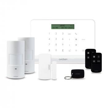 Alarme sans fil connectée HomeSecure pour votre maison ou appartement