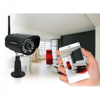 Caméra IP WIFi compatible enregistreur 512330 / 512244 / 512349