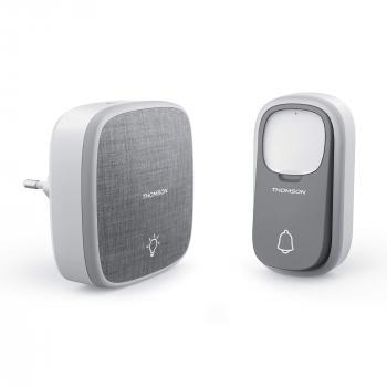 Carillon sans fil et sans fil Kinetic Halo - Plug