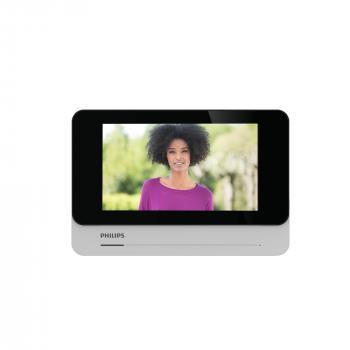 Moniteur Philips WelcomeEye AddConnect (Wifi + 7pouces = 18cm)