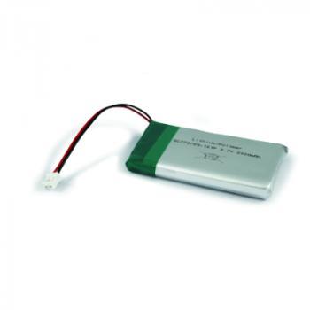 Batterie de rechange pour centrale domotique Blyssbox - Connecteur 2 broches