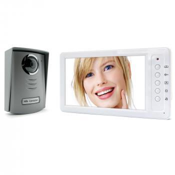 Interphone Vidéo Couleur - 2 fils