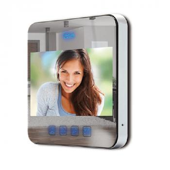 Moniteur / Ecran pour l'interphone Vidéo Extel QUATTRO