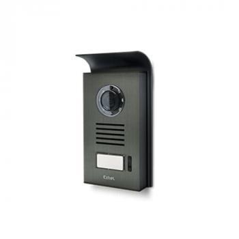 Platine de rue PRINCIPALE pour visiophone Extel LEVO Access - STEP Access - CONTACT - NOVA et ICE AVEC lecteur de Badge RFID (non géré sur NOVA et ICE)