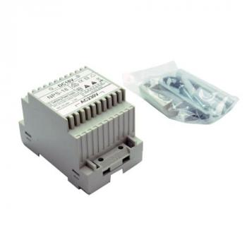 Alimentation / transformateur modulaire 18 Volts 1,5 A notamment pour BUS PRO, BUS PRO2, BUS 3,  EASYBUS MULTIPRO
