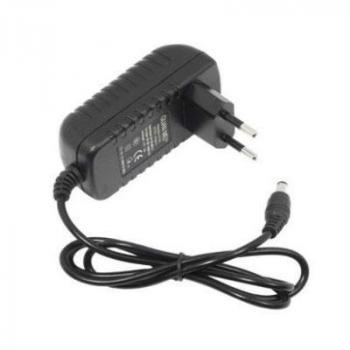 Adaptateur Secteur 15 Volts 1A - Embout coudé 3,5mm/1,35mm