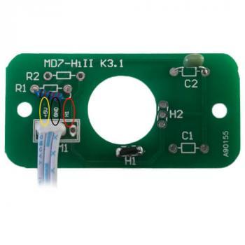 Carte électronique effet hall CA2B9SLDTR câble long - 580039A