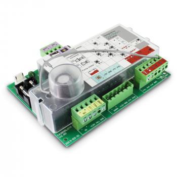 Carte électronique de rechange pour motorisation de portail coulissant - 580038A