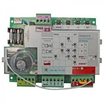 Carte électronique CA2B9 SLDTR pour portail coulissant - 580036