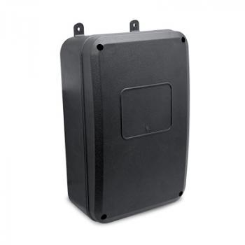 Coffret électronique vide pour motorisation de portail