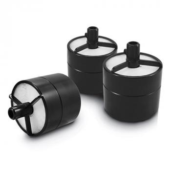 Lot de 3 filtres pour purificateur d'air Clair-P1W et Clair-P1B
