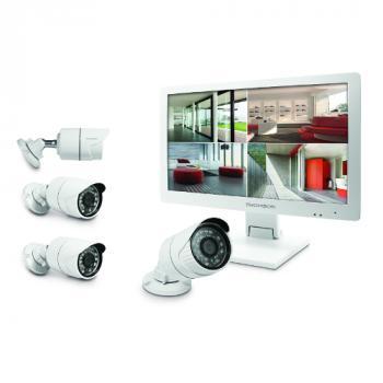 Kit de vidéosurveillance IP - Thomson