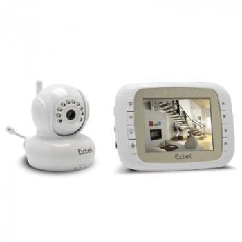 Kit de Vidéosurveillance numérique sans fil 200m idéal comme BabyPhone