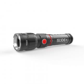 Lampe de poche et de travail avec zoom - SLYDE +