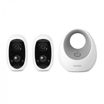 Pack sécurité connectée sans fil - Full HD - LENS 300