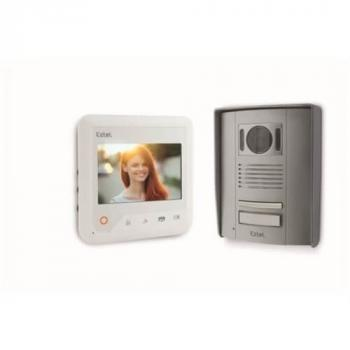 Visiophone 2 fils compact - Entry - Extel