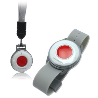 Bracelet d'urgence anti-intrusion Thomson