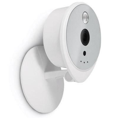 Caméra intérieure IP Wifi HD 720P / Vision Nocturne / Détection mouvement / En Couleur