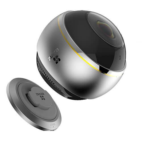 Caméra Wifi intérieure panoramique - Mini Pano - EZVIZ