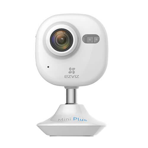 Caméra Wifi intérieure full HD - Mini Plus - EZVIZ