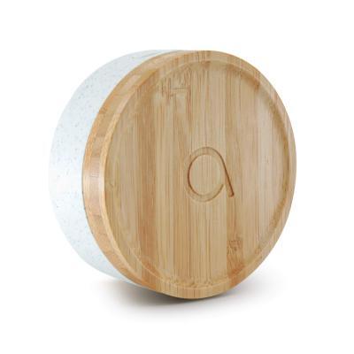 Carillon écologique avec bouton sans fil sans pile face - Bamboo - Avidsen