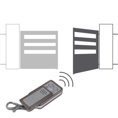Ouverture du portail Avidsen Stryka avec une télécommande